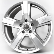 Диск OZ Racing Versilia R18 8J 5x114,3 ET45 DIA75,0 Matt Race Silver