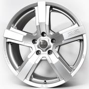 Диск OZ Racing Versilia R19 8J 5x114,3 ET35 DIA75,0 Matt Race Silver