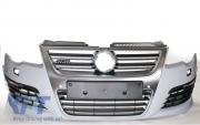 Передний бампер VW Passat B6 2005-2010 R36 Look KITT FBVWP3CR