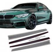 BMW F32 / F33 / F36 лезвия для пластиковых накладок на пороги JOM  20778