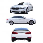 BMW 5 Series G30 2017- Мпакет бампера + пороги JOM 5111310JOM