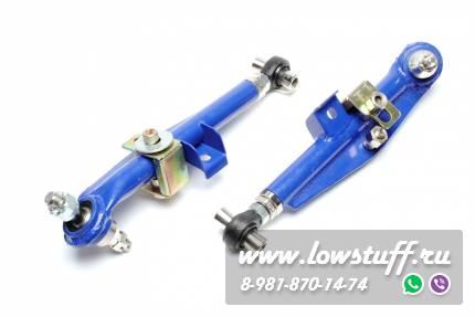 Передние регулируемые развальные рычаги Nissan 200SX, 240SX, S14 TA Technix 119NI003