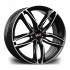 Колесный диск LMR ZEUS R20 9J 5X112 ET25 ЦО66,6 BLACK POLISHED