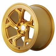 Диск Radi8 r8c5 R19 8,5J PCD 5x112 ET 45 Brushed Gold (Limited Edition)
