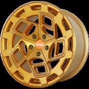 Диск Radi8 r8cm9 R19 8,5J PCD 5x112 ET 45 Brushed Gold (Limited Edition)
