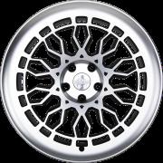 Диск Radi8 r8a10 R18 9,5J PCD 5x100 ET 35 Gloss Black Machined Face