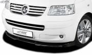 VW T5 Multivan 2003-2009 накладка спойлер переднего бампера VARIO-X RDX RDFAVX30593