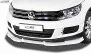 VW Tiguan I 2011-2016 накладка спойлер переднего бампера VARIO-X RDX RDFAVX30840