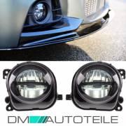 BMW F10, F11 LCI 2013-2017 LED противотуманные фары прозрачные DM AUTOTEILE