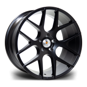 Колесный диск Stuttgart ST25 R20 10,5J 5X120 ET40 ЦО72,6 Satin Black