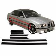 BMW M3 E36 седан, Touring молдинги дверей без логотипа KITT DMBME364DM3