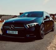 Mercedes W177 A160, A180, A180d, A200, A220, A250, 2WD до 1150 kg с многорычажной подвеской comfort пружины с занижением -25мм Vogtland 952221